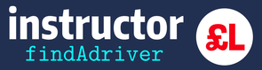 Find a driving instructor - logo