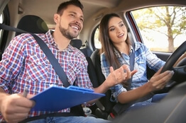 Find a driving instructor - blog
